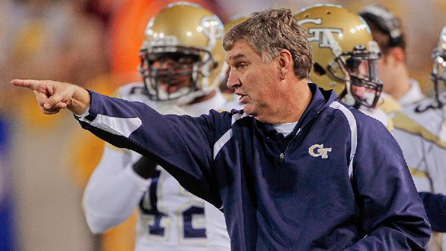 "Paul Johnson has done so much this season at Georgia Tech, and yet, things being what they are, a loss to an SEC West team would allow the Yellow Jackets to unfairly be seen as ""not ready for prime time"" or something to that effect. The rewards of victory are real for the Jackets; so are the costs of defeat. This is why the Orange Bowl is so compelling."