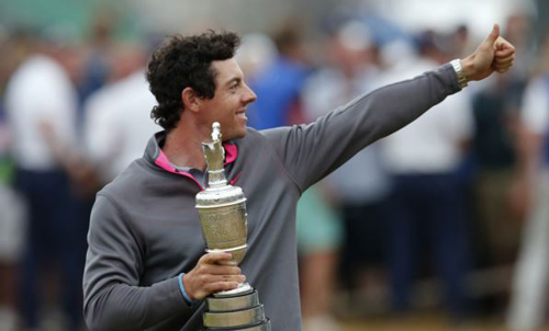 Rory McIlroy broke up with Caroline Wozniacki. That's not a sin. Failing to have the decency to break up in a face-to-face conversation, instead opting for a drive-by phone call in all its distant abruptness? That's the dimension of the story which cuts deeper for a lot of people. It's why it's very hard to welcome this British Open title -- so proximate to McIlroy's appalling actions -- as a moment in which the best of sports was displayed in full. McIlroy's golf? It's absolutely sublime, to the point of giving the young man a chance to create one of the all-time great careers in the history of the sport. Yet, how many people can be fully happy and appreciative of such excellence when the person standing in the winner's circle and holding the Claret Jug has just done something hugely harmful to another human person? On a very similar level, no one would dare dispute for a second that Louisville head coach Bobby Petrino is one of the best playcallers in recent college football memory. Yet, does being excellent in one's field of endeavor automatically mean that off-field sins should be forgiven and  allowed to drift away? These are not trivial questions. Give them thought and discuss them with those around you before football season gets hot and heavy.
