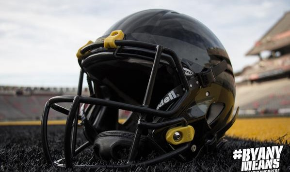 Uniform of the Week: Maryland goes in full Black Ops mode for