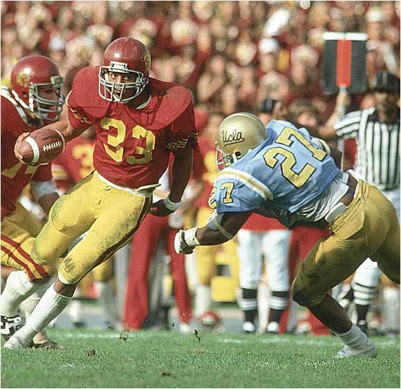 Uniform(s) of the Week  USC and UCLA continue a colorful tradition ... d9edfe7cd