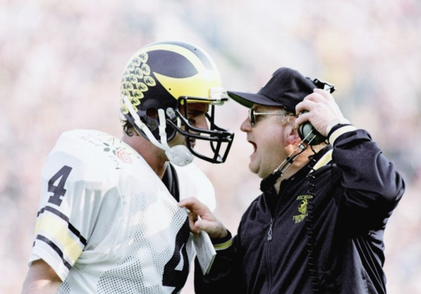 Jim Harbaugh could go home again... and he just did. He now follows in Bo Schembechler's footsteps by becoming Michigan's newest head football coach.