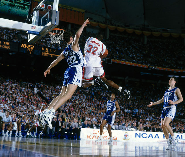 The 1991 Final Four Evokes A UNLV Kentucky Comparison But It Resonates For Other Reasons