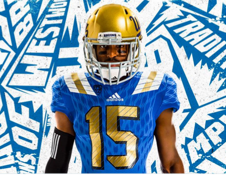 c5e9aad29 UCLA unveils new adidas uniforms - The Student Section