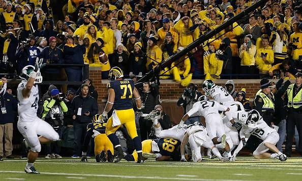 Top 25 College Football Countdown No 13 Michigan State