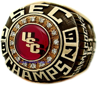 An SEC championship is something to be proud of, and that 1997 title is something  Frank Martin is shooting for in the coming weeks. Merely having a chance to attain a piece of hardware is something South Carolina fans couldn't have reasonably expected a year ago, when the program remained stuck in the lower half of the SEC.