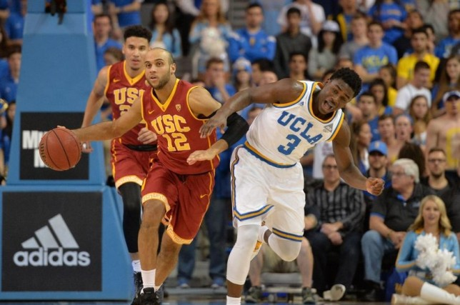 Storming past UCLA on two occasions this season has enabled USC to acquire a commanding position not only in the city of Los Angeles, but in a race for an NCAA tournament slot and a return to prominence.