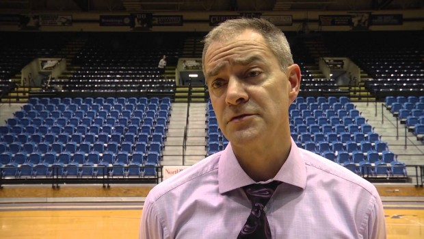Scott Nagy, now the coach at Wright State.