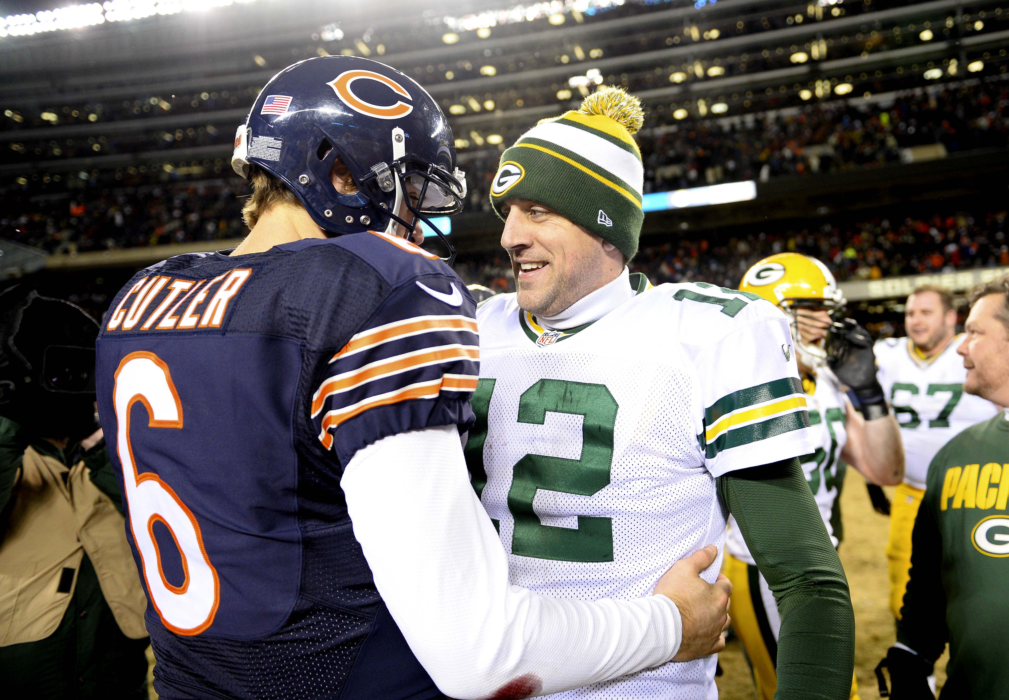 Green Bay Packers Knock Off The Chicago Bears To Claim Nfc North