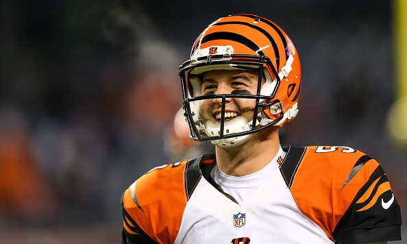 With Aj Mccarron Hurting Cincinnati Bengals Should