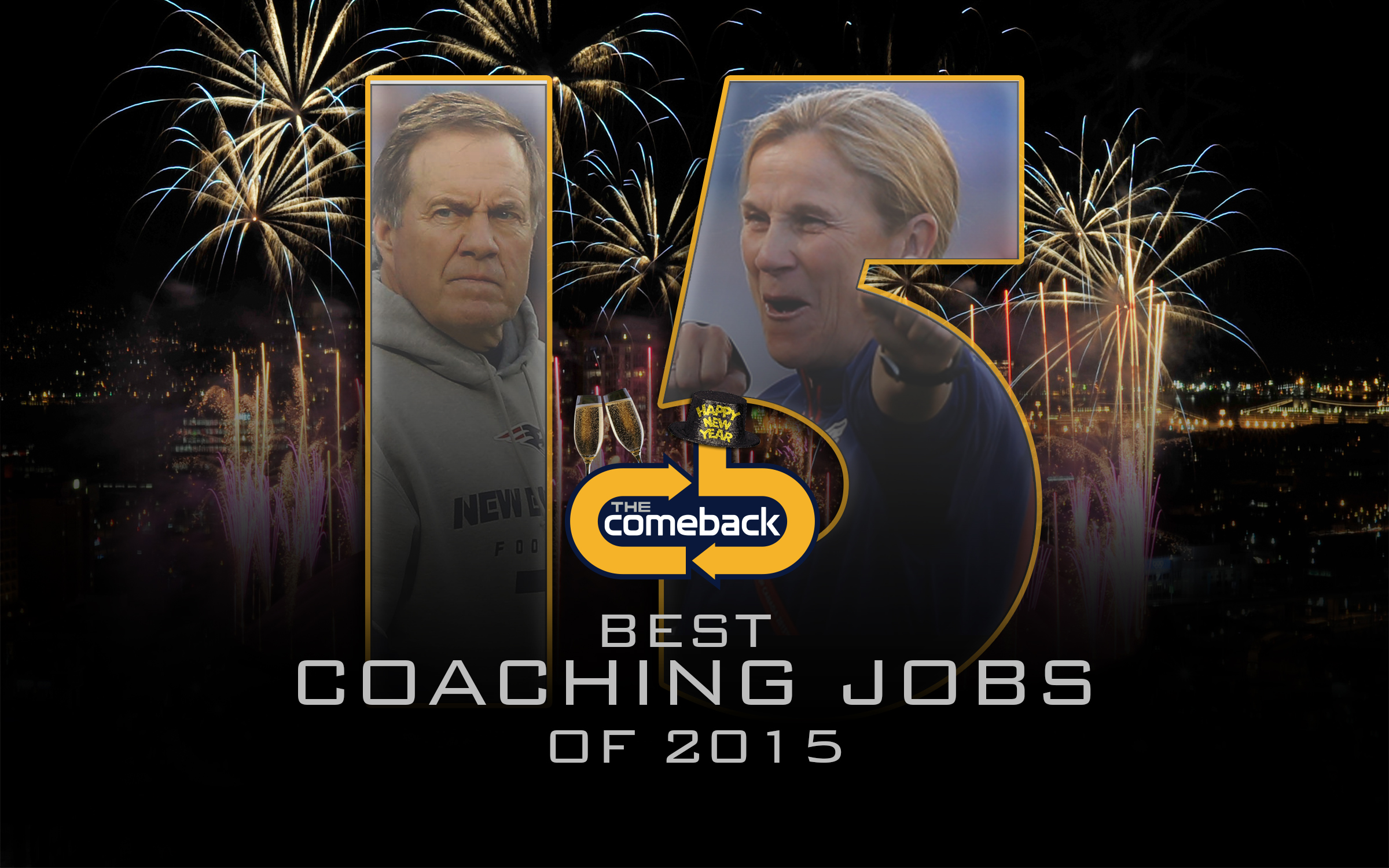 The 15 Best Coaching Jobs of 2015