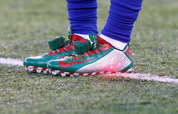 DeAngelo Williams calls out Odell Beckham\'s shoes, NFL hypocrisy, in ...