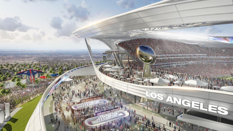La Rams Stadium