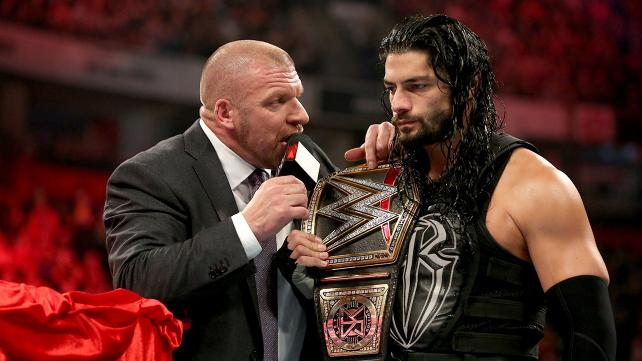 Triple-H-Roman-Reigns