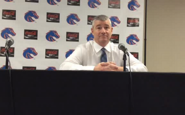 Boise State head coach Leon Rice has every right to be upset with the Mountain West Conference. The only thing which makes this situation less explosive is that Boise State is not a legitimate at-large candidate for the NCAA tournament. Had the Broncos been closer to the cut line, this would have rated as an even bigger story.