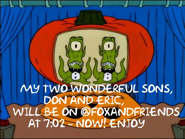 Trump-Simpsons-Sons