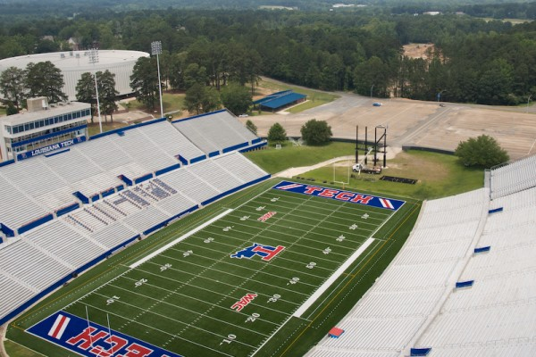 Louisiana Tech Stadium