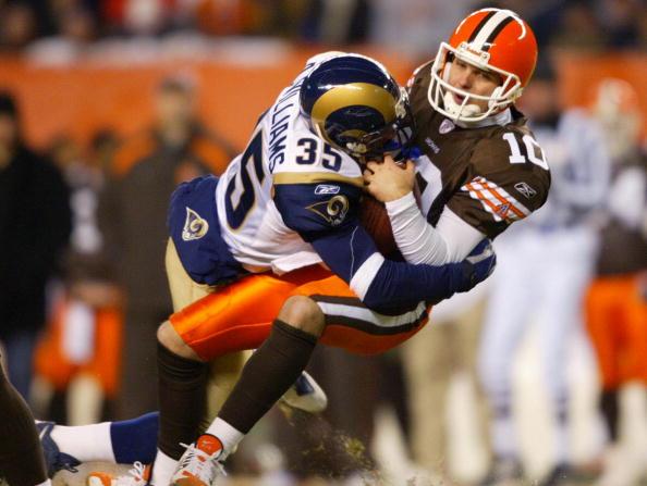 Rams v Browns