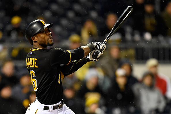 MVP candidate Starling Marte