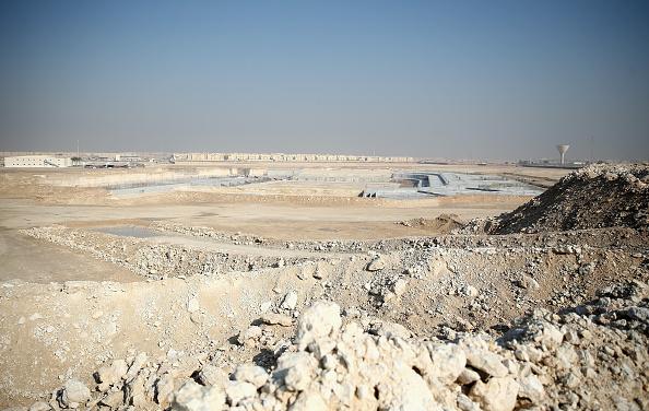 Qatar construction
