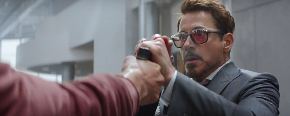 Iron Man gun