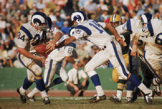 Los Angeles Rams will change uniforms by 2019 5b14116a7