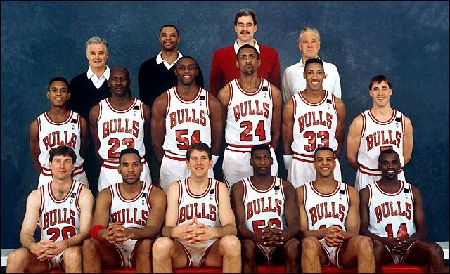 The 1992 Chicago Bulls get overlooked and underrated in all-time great team debates. Yet, the 2016 Warriors -- like the 1992 Bulls, a team which improved by six wins over its previous championship season -- made the unprecedented leap from 67 to 73 wins. The Warriors played -- and handled pressure -- at a higher level than the 1992 Bulls or any other NBA predecessors throughout the league's history.
