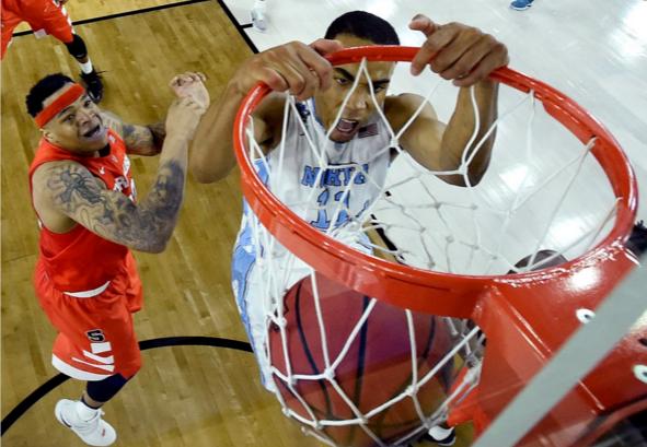 North Carolina Stays The Course Against Syracuse