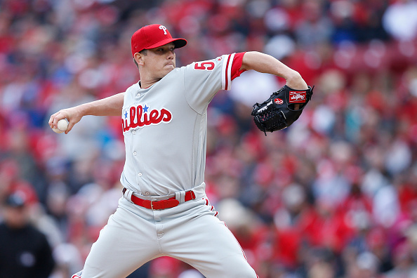 Jeremy Hellickson on Opening Day