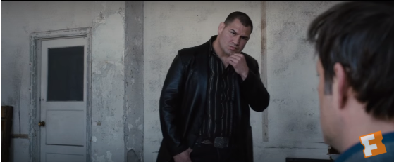 "Cain Velasquez in ""Term Life"""