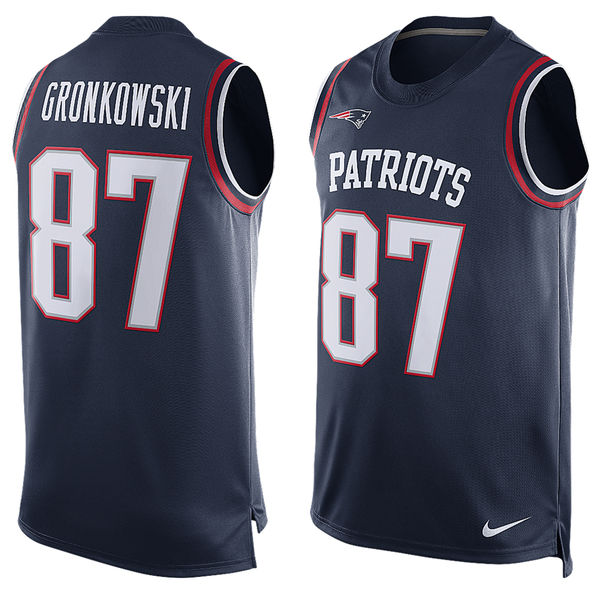 2b3d00d7acd Nike introduces tank-top NFL jerseys