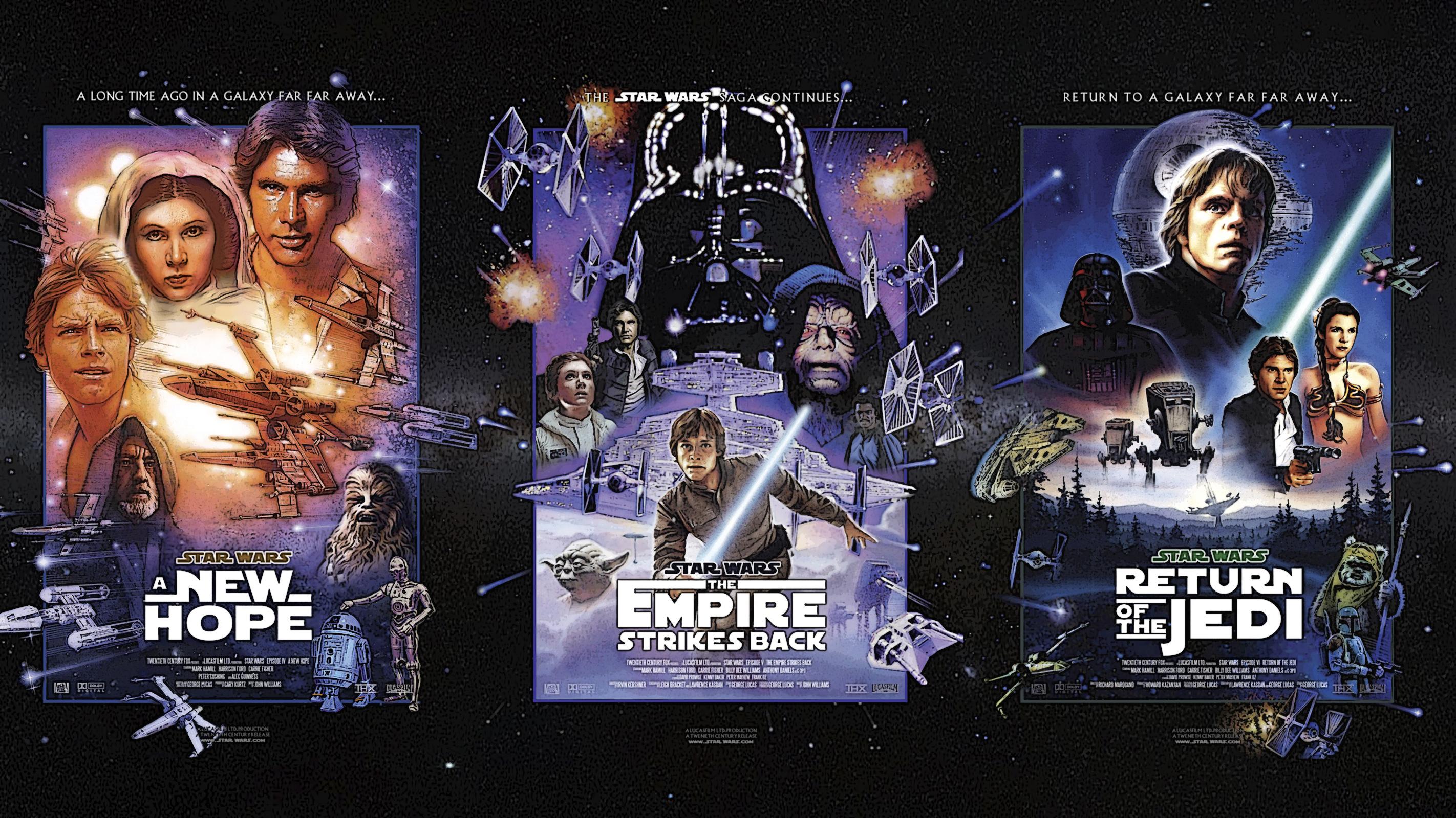 Star Wars Triologie