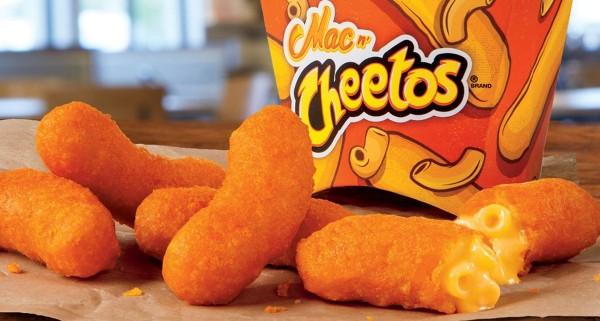 Mac 'n Cheetos