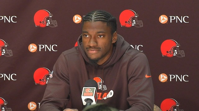 robert griffin iii press conference