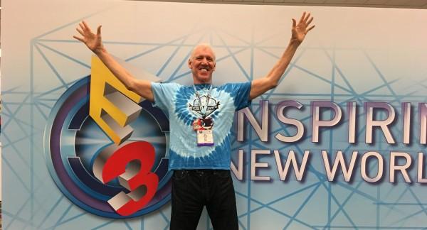 Bill Walton at E3
