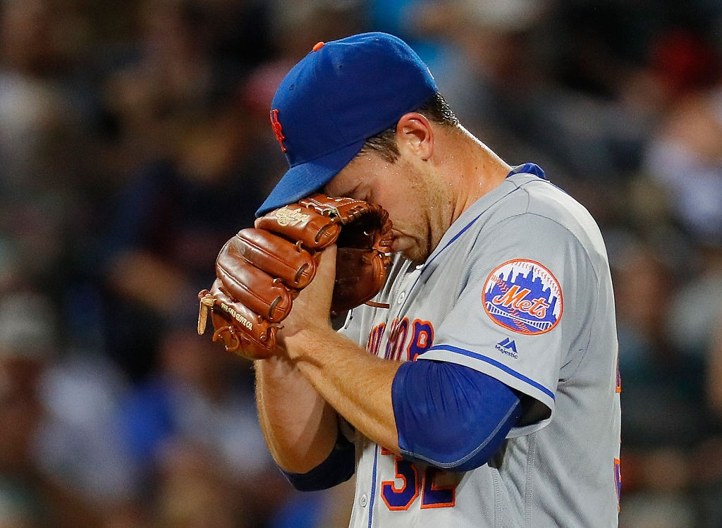 Steven Matz of the National League contending Mets