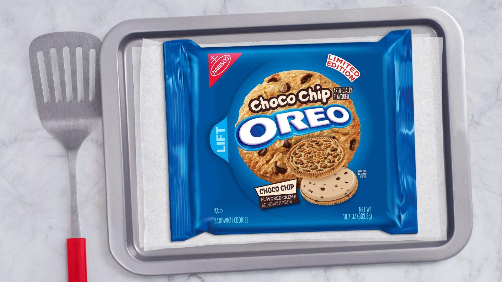 Chocolate Chip Oreos
