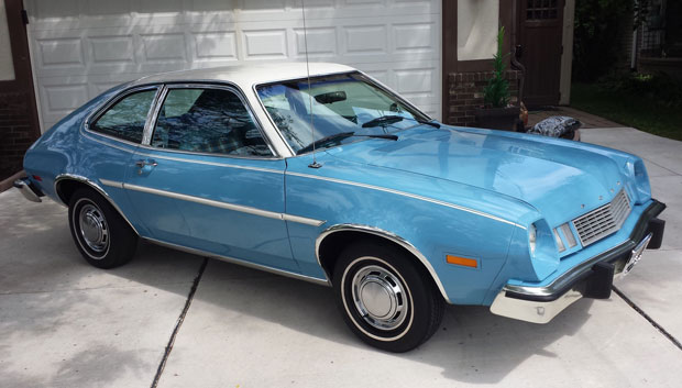 cleveland man kills  father  attempting burnout   ford pinto