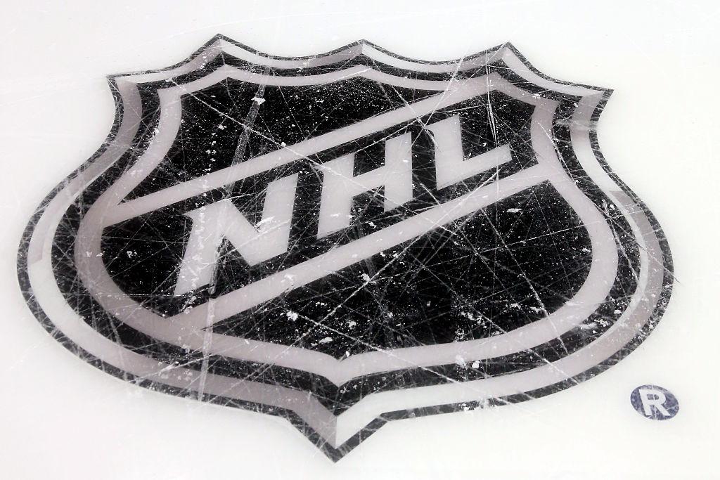 The NHL logo