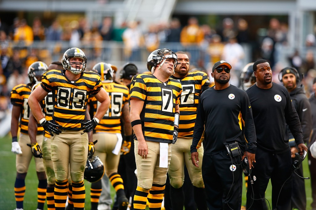 d9a516933 Pittsburgh Steelers are retiring their 'bumblebee' uniforms