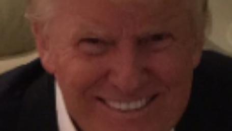 Donald Trump Disturbingly Eats Kfc With Fork And Knife