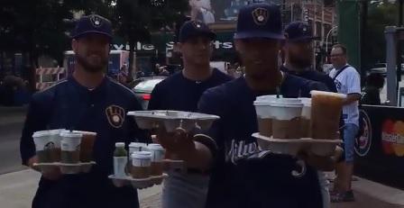 Brewers rookies