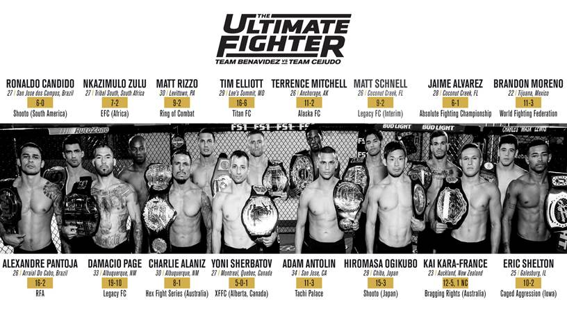 The Ultimate Fighter 24
