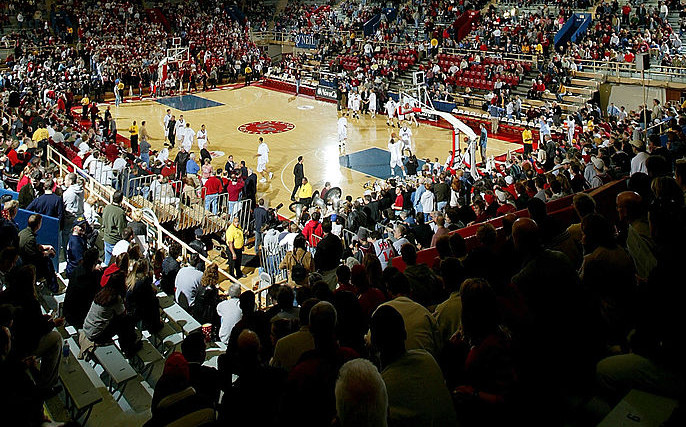 The Palestra in Pennsylvania