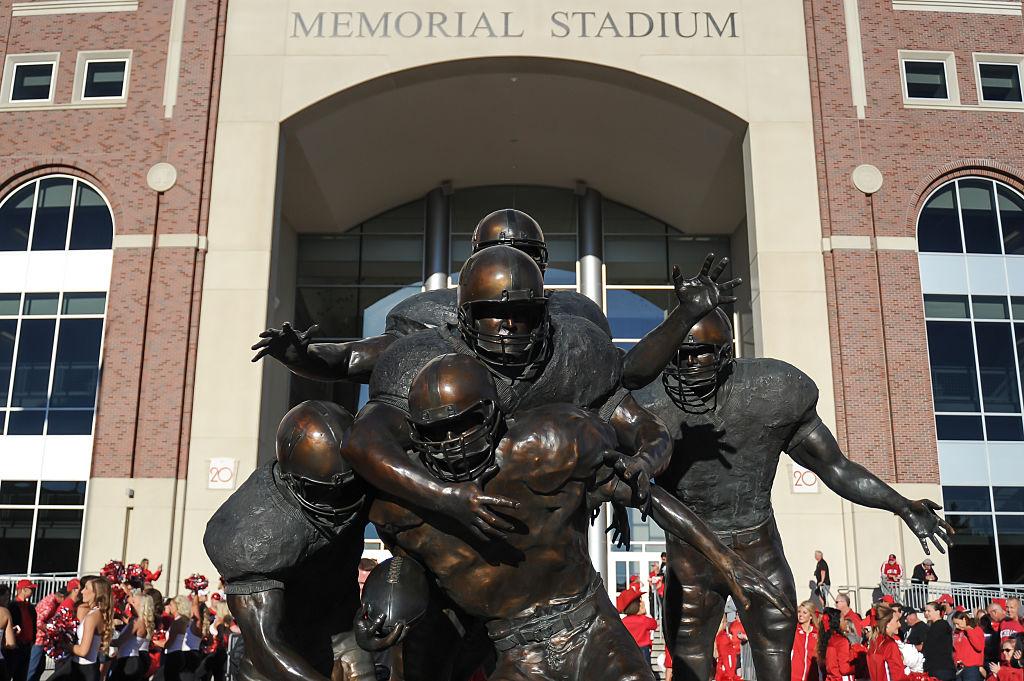 Nebraska's Memorial Stadium