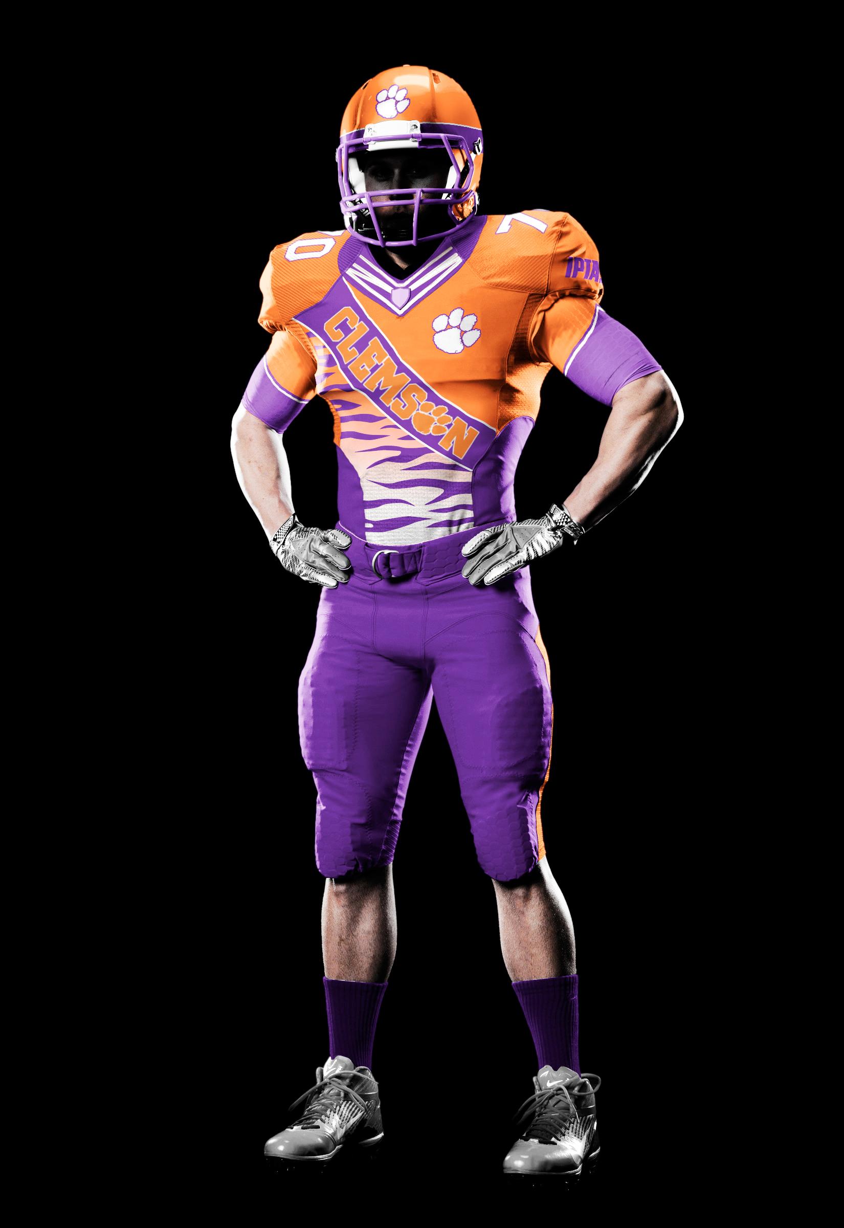 The Ten Craziest Alternate College Football Uniforms Based