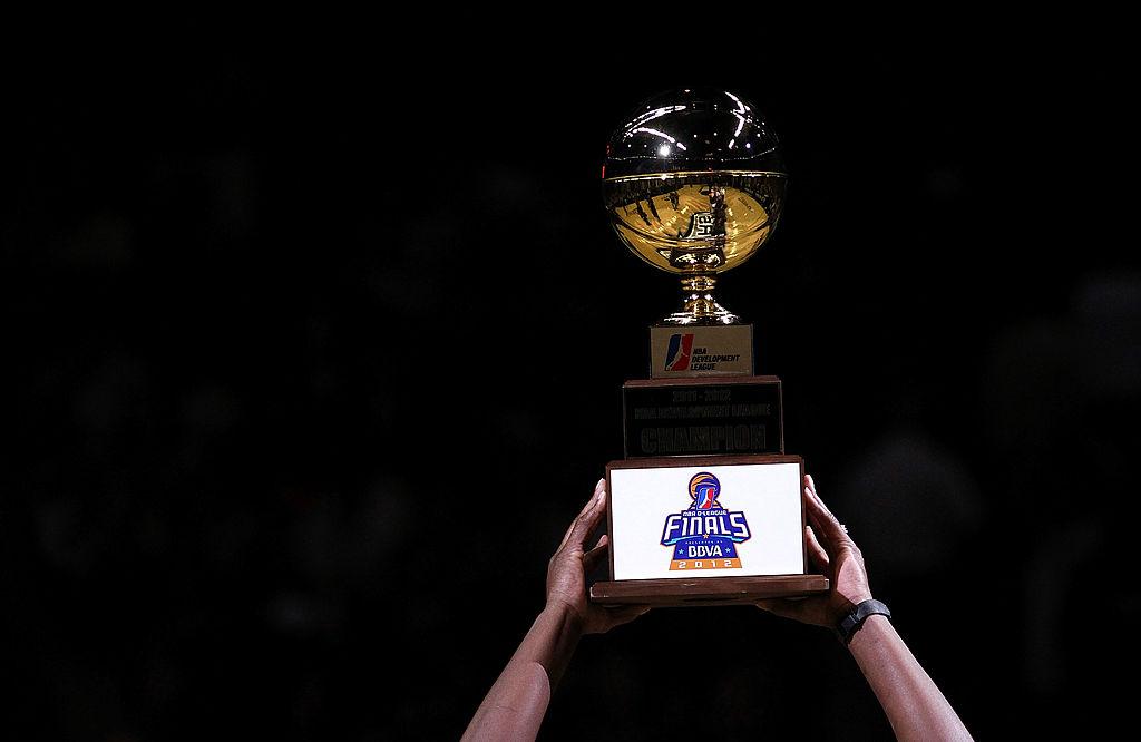 D-League trophy