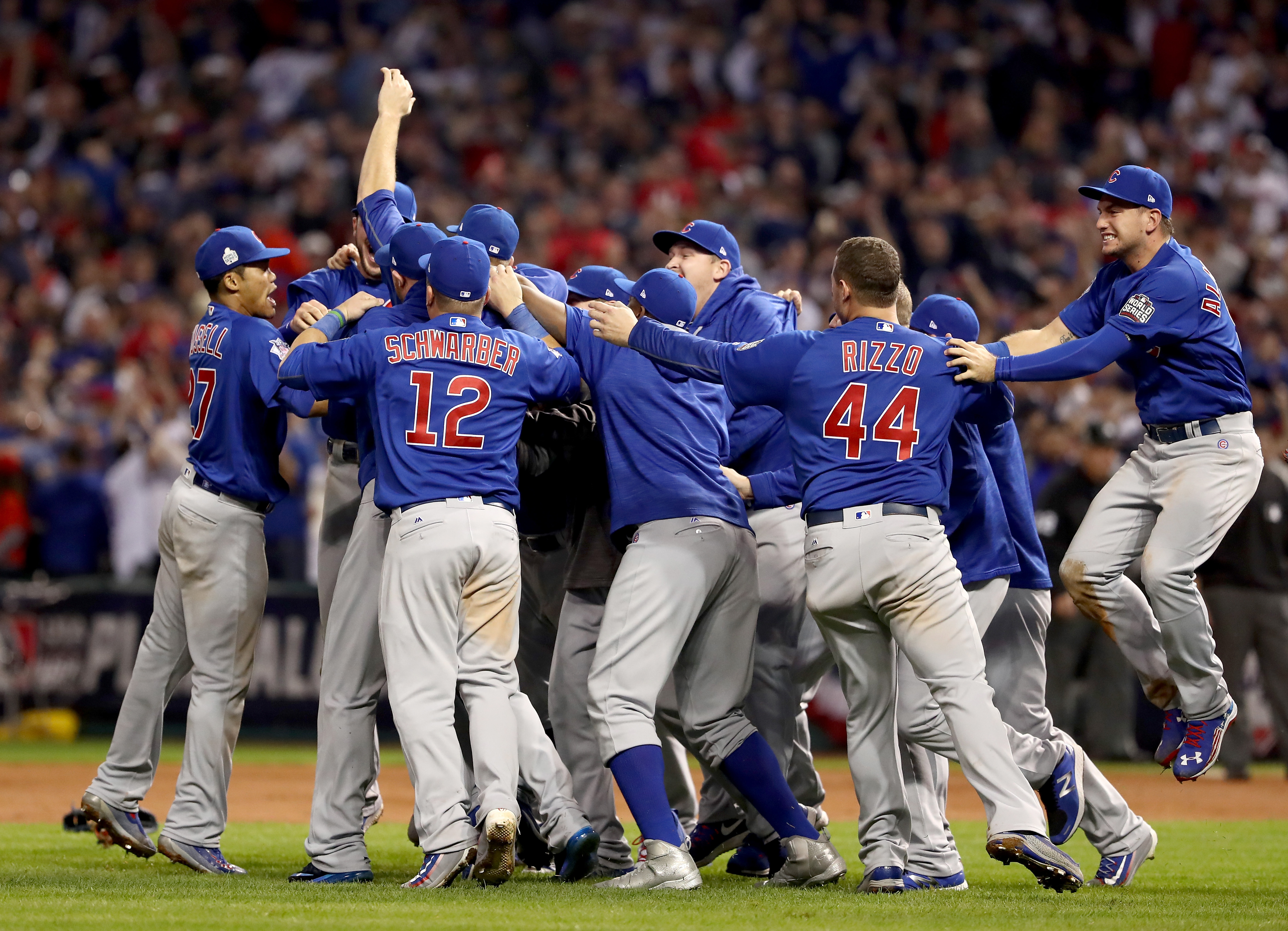 How the Chicago Cubs finally won the World Series after ...