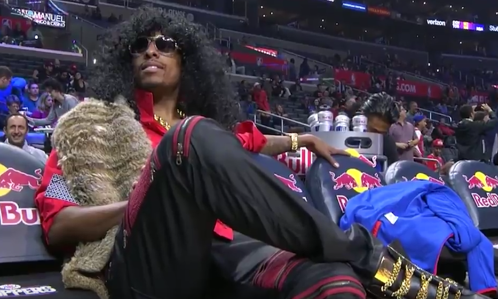 Paul Pierce Rick James
