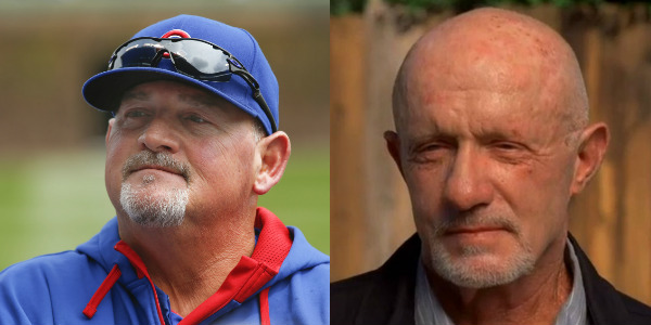 Jonathan Banks as Chris Bosio