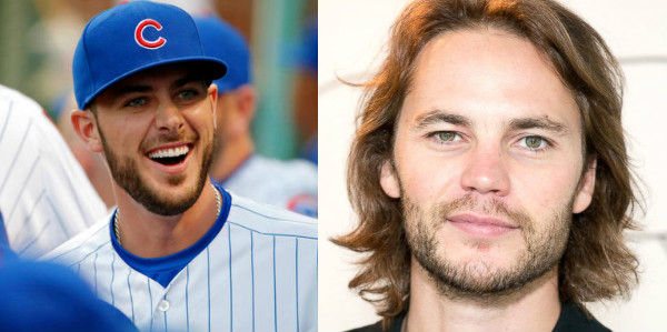 Taylor Kitsch as Kris Bryant